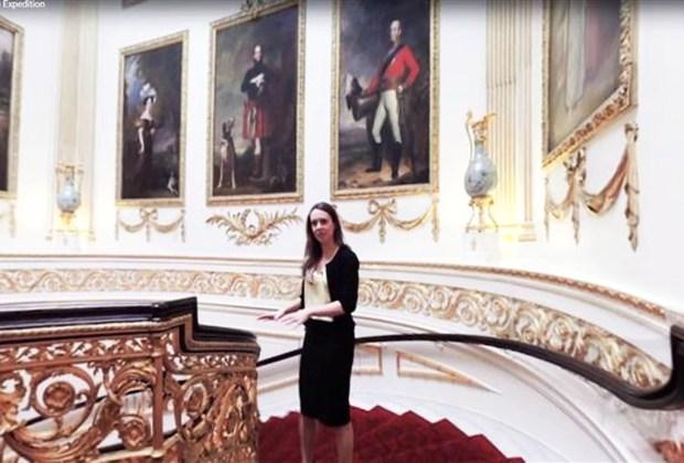 Recorre el Buckingham Palace gracias a Google - palace5-1024x694