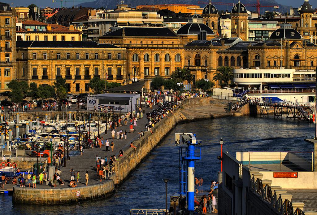 Los 10 destinos que DEBES visitar en 2016 - san-sebastian-destinos-2016