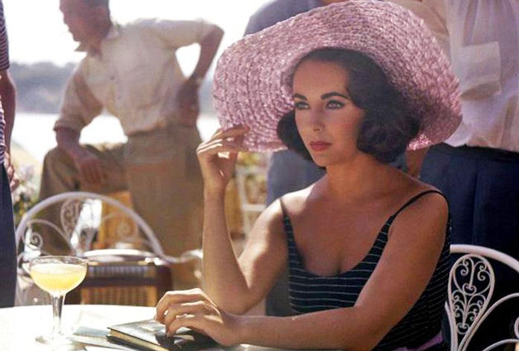 5 spas vintage de Hollywood para renovarte como una diva