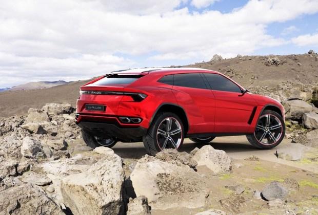6 datos que no conocías del Lamborghini Urus - urus2-1024x694