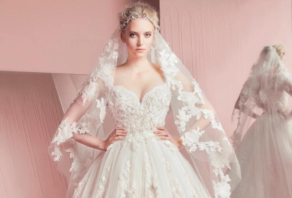 Conoces la historia del vestido de novia?