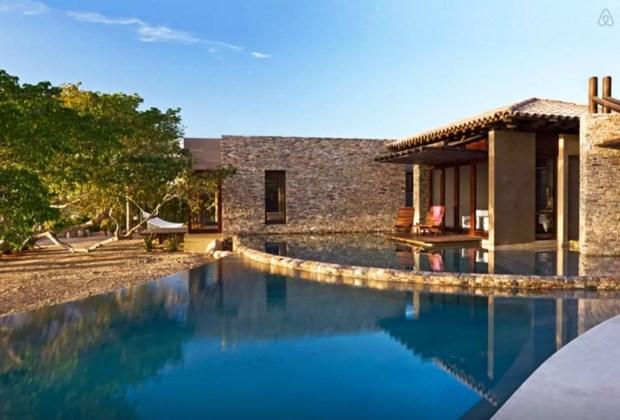 Hospédate en la misma villa que visitó Gwyneth Paltrow en México - villa3-1024x694