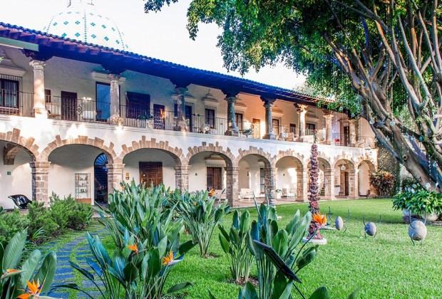 6 encantadores hoteles boutique a menos de 2 horas de la CDMX - anticavilla-1024x694