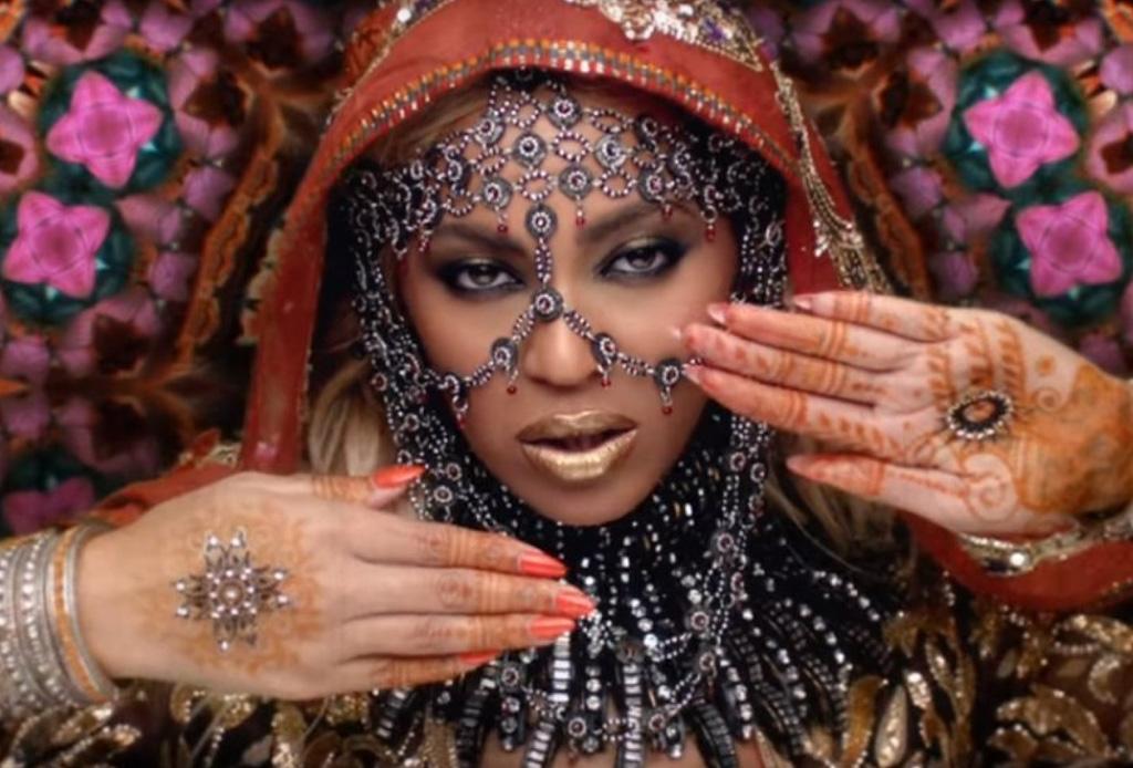 El polémico video de Coldplay y Beyoncé