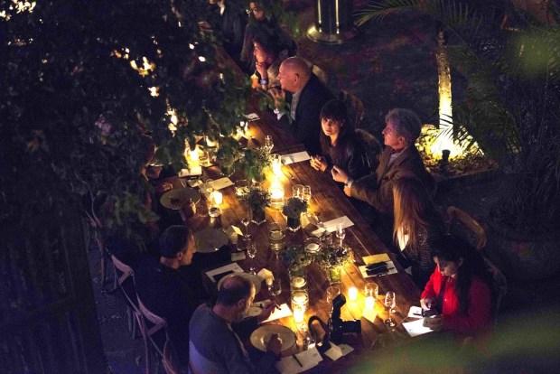 Casa Dragones celebra la gastronomía de Guadalajara - casa-dragones-cena-1024x683