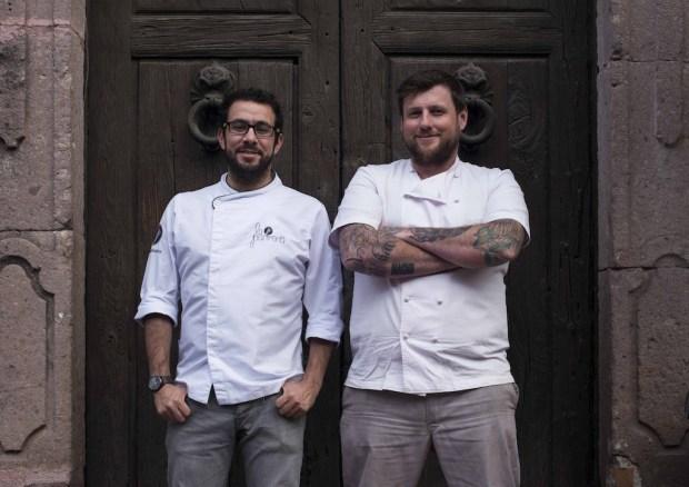 Casa Dragones celebra la gastronomía de Guadalajara - chefs-1024x724