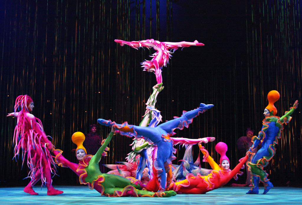 El grupo mexicano NORTEC sonará en Cirque Du Soleil