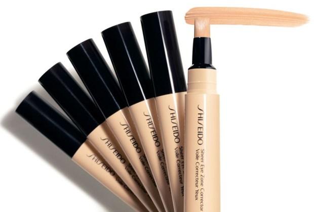5 productos de maquillaje claves para verte bien siempre - corrector-shiseido-1024x694