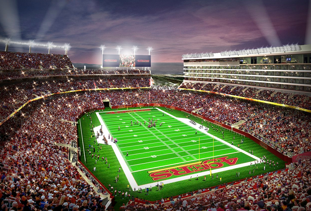 Los 7 estadios más lujosos de la NFL