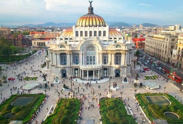 Lugares que parecen franceses en la Ciudad de México - francia1-1024x694
