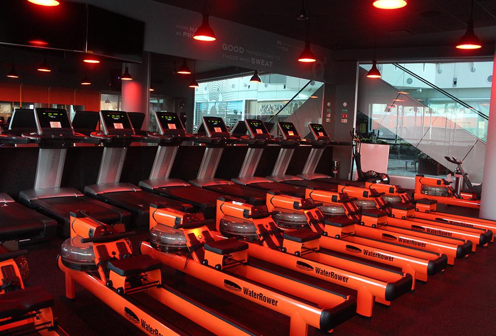 Orangetheory Fitness: un entrenamiento diferente - orange-theory-mexico-interlomas-4