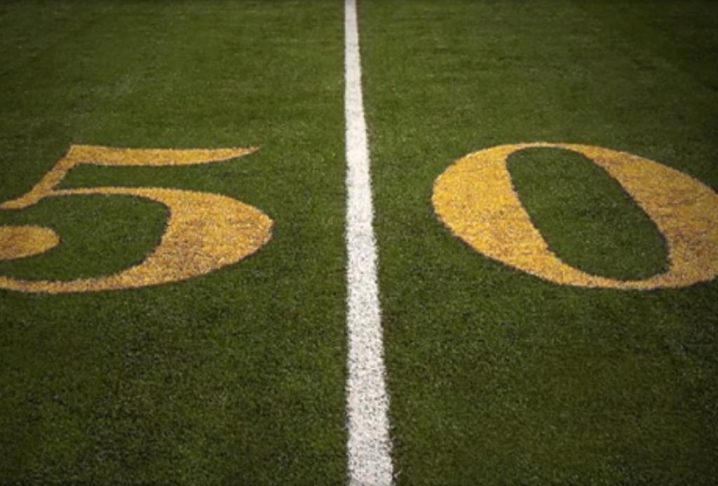 ¡La NFL se pinta de ORO para el Super Bowl 50! - superbowl-2015