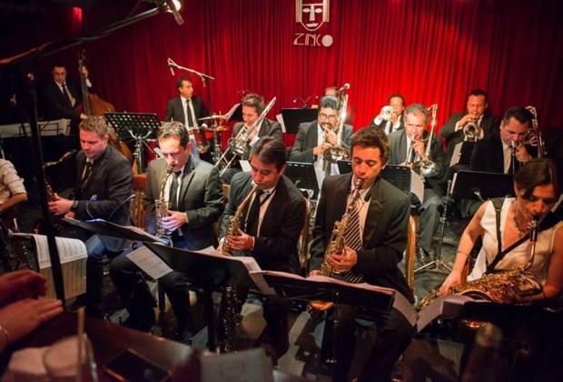 ¿Te encanta el jazz? ¡No te pierdas a la Zinco Big Band en vivo! - zinco-big-band-1024x694