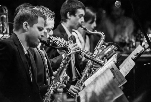 ¿Te encanta el jazz? ¡No te pierdas a la Zinco Big Band en vivo! - zinco-big-band-2-1024x694