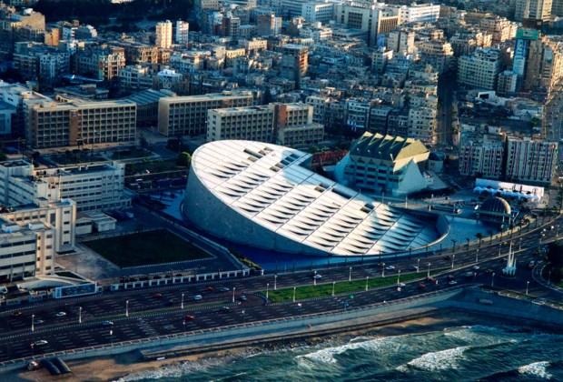Estas son la librerías más impresionantes del mundo - alexandria-1024x694