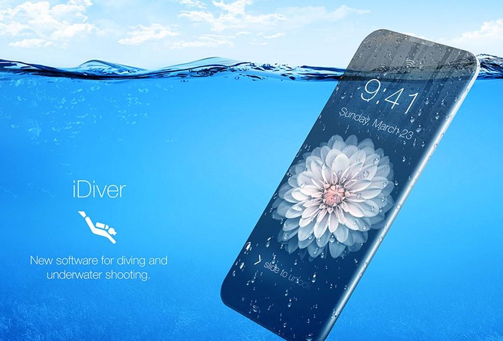 Entérate de cómo será el nuevo iPhone 7 - iphone-7-contra-agua