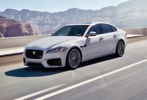 Disfruta del arte de la velocidad con el nuevo Jaguar XF