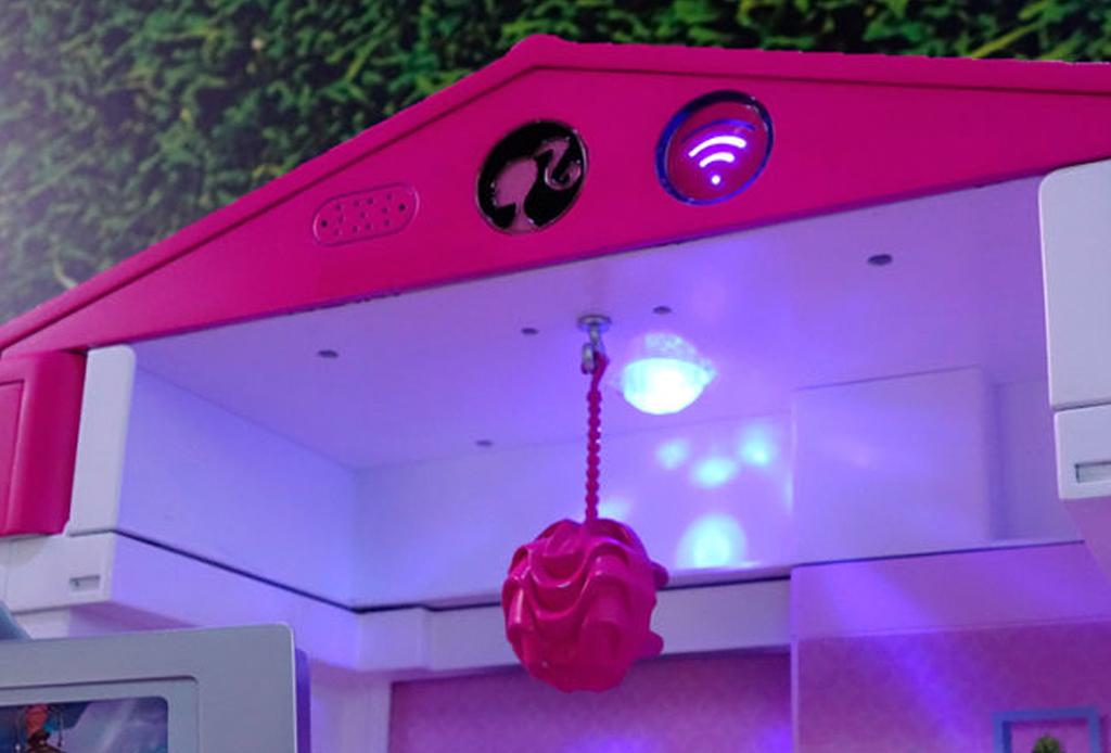 ¡La mansión de Barbie se vuelve hi-tech! - mansion-barbie-2