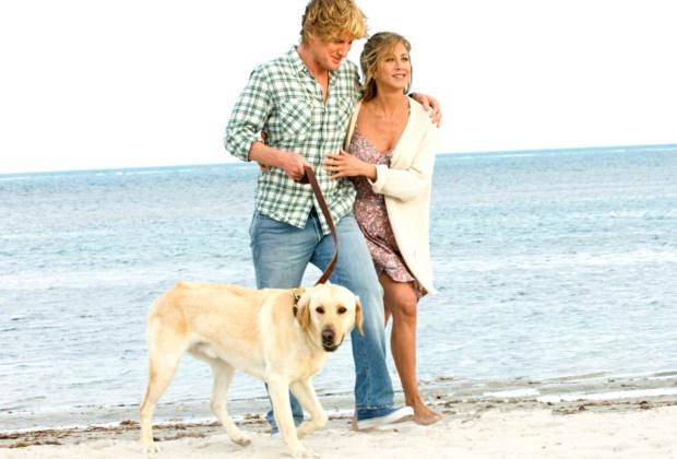 Los perros más famosos del cine - marley-1024x694