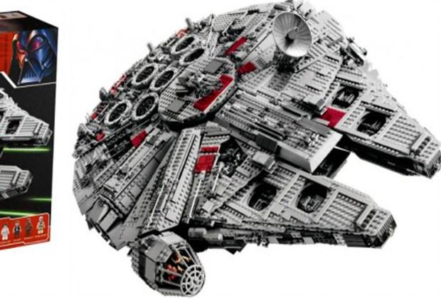 Los 7 sets de Lego más caros del mundo - milenium-falcon-lego-1024x694