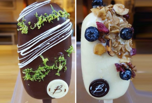 Ya probaste las paletas de pastel de la boh me for Paletas de cocina decoradas