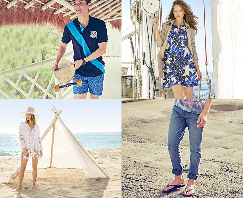 8 productos clave que necesitas para vivir al máximo tu vacación - ropa-vacaciones