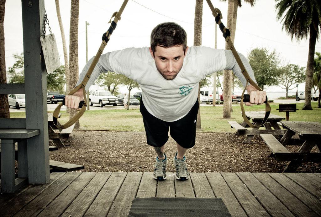 TRX: la nueva tendencia en ejercicio