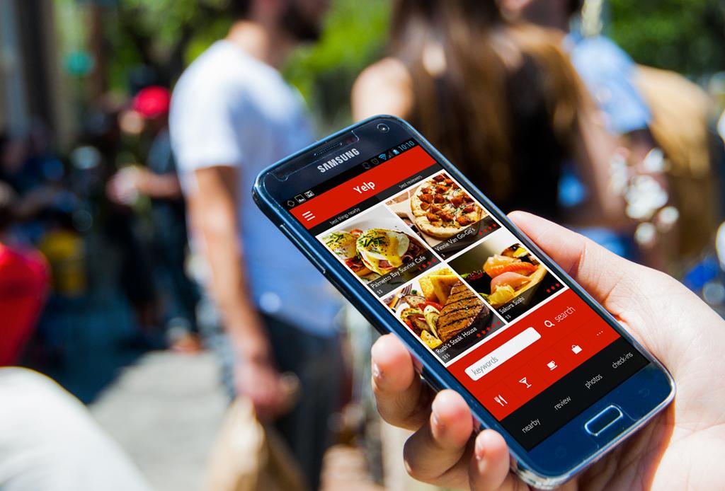 Las 5 apps foodies que necesitas para cualquier viaje - yelp