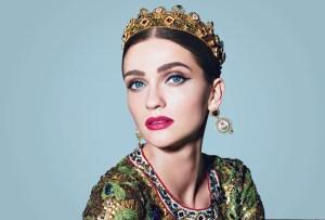 El glamour italiano hecho maquillaje