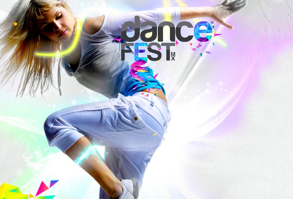 ¡Así se vivió la primera edición de Dance Fest MX!
