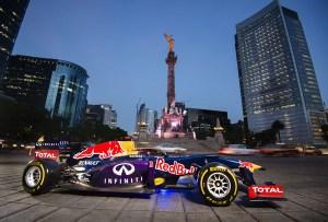 Fórmula 1 Gran Premio de México