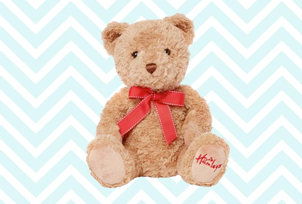 Descubre los 10 juguetes más pedidos para celebrar el día del niño - oso-peluche