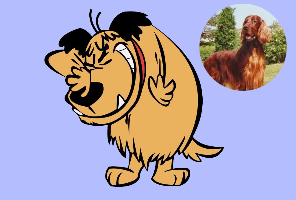 Las razas de perros más famosas de las caricaturas - pulgoso