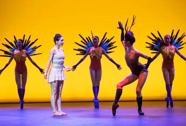 Conoce el espectáculo de ballet sobre la vida de Frida Kahlo - shesaid4-1024x694