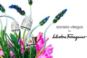 Daniela Villegas para Ferragamo: la colección de una mexicana y la naturaleza