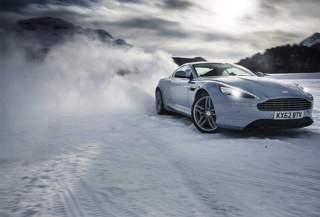 ¿Aston Martin On Ice? Una experiencia que puedes vivir