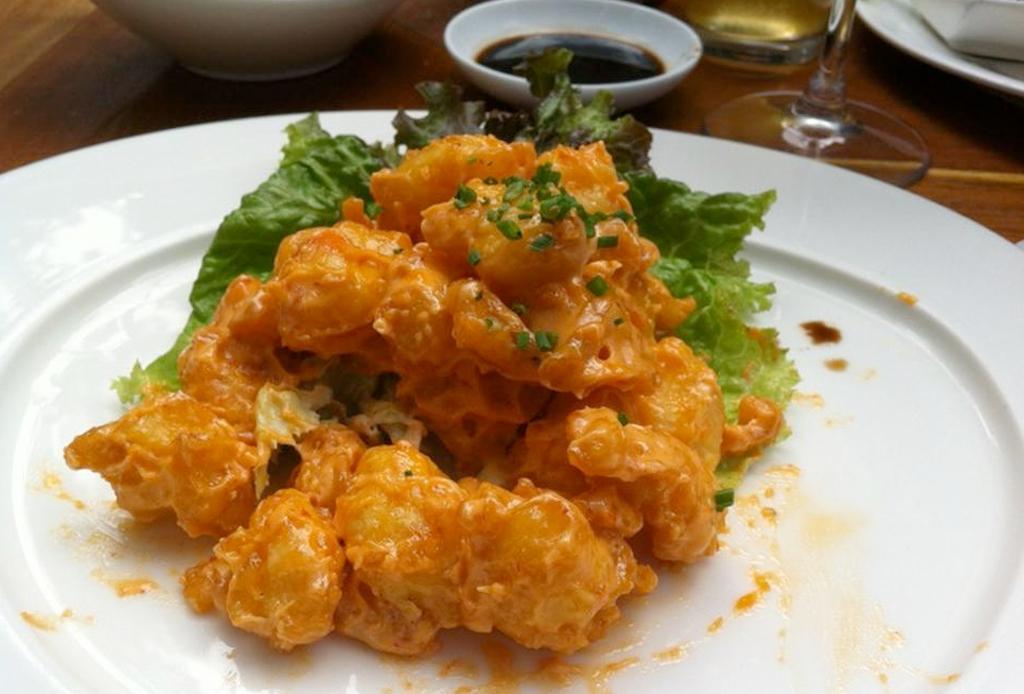 6 restaurantes con los mejores camarones roca de la ciudad - el-japonez