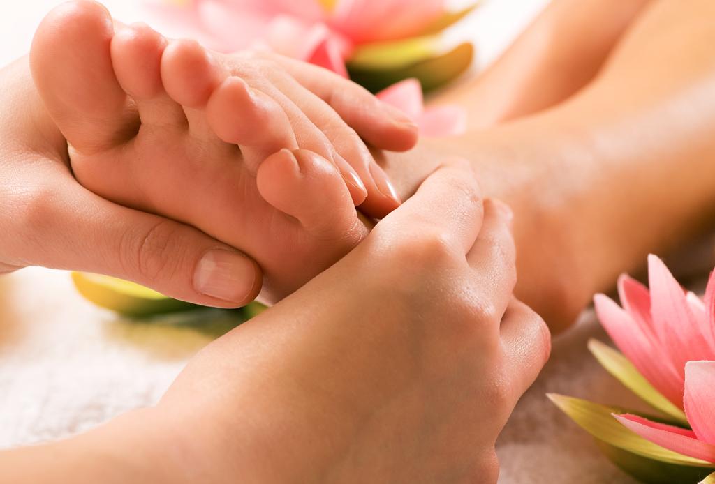 ¡No escondas tus pies! Manténlos perfectos con Zen Spa - feet