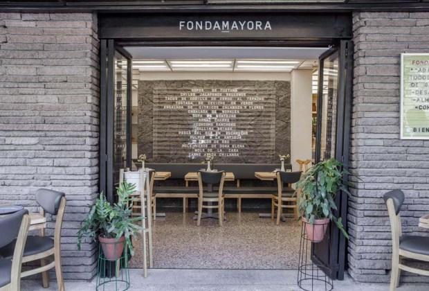 Visita estas 5 fondas gourmet en la Ciudad de México - fonda-mayora-1024x694
