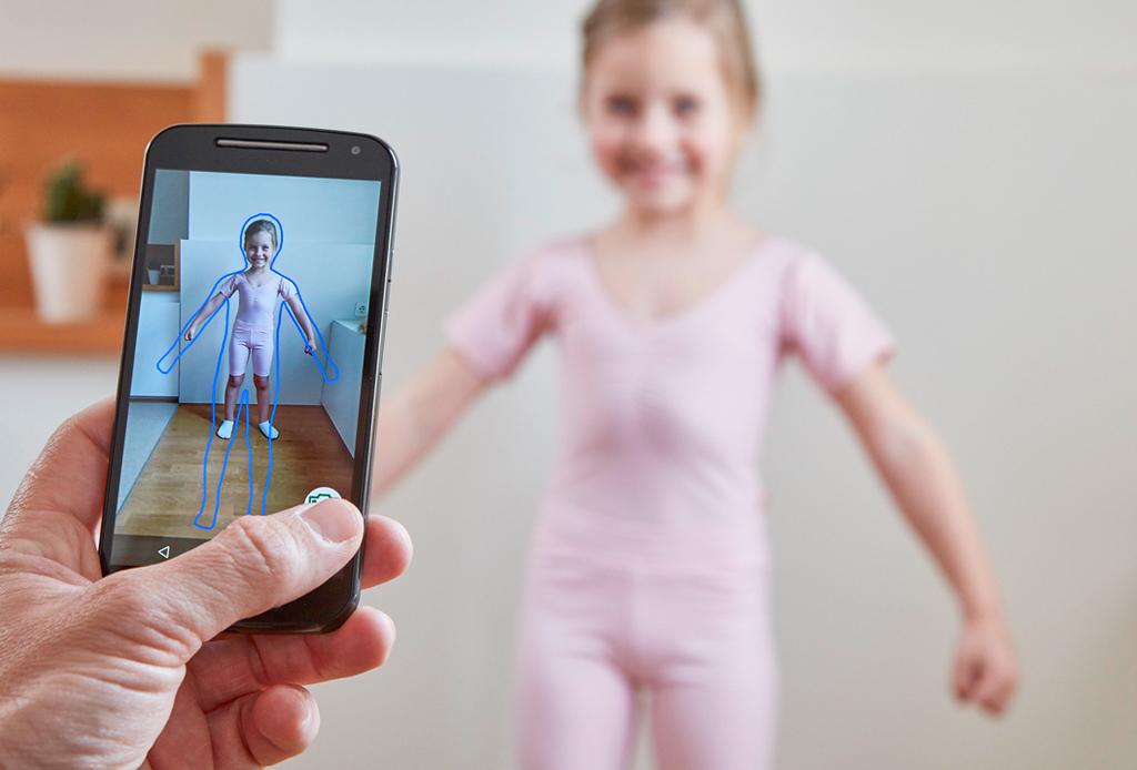 Kidsize: La app para acertar la talla de la ropa de tu hijo