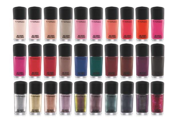10 marcas de esmaltes de uñas que DEBES probar - mac-nails-1024x694