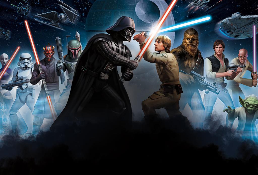 Maratón Trilogía de Star Wars - star-wars