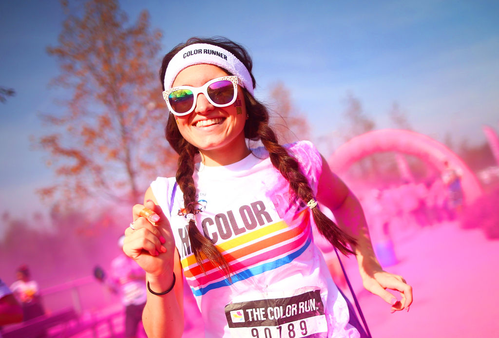 #RunningMonday: No te pierdas The Color Run en Interlomas - color-run-2