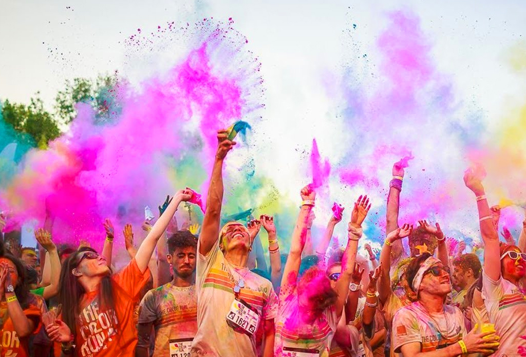 #RunningMonday: No te pierdas The Color Run en Interlomas - color-run-3