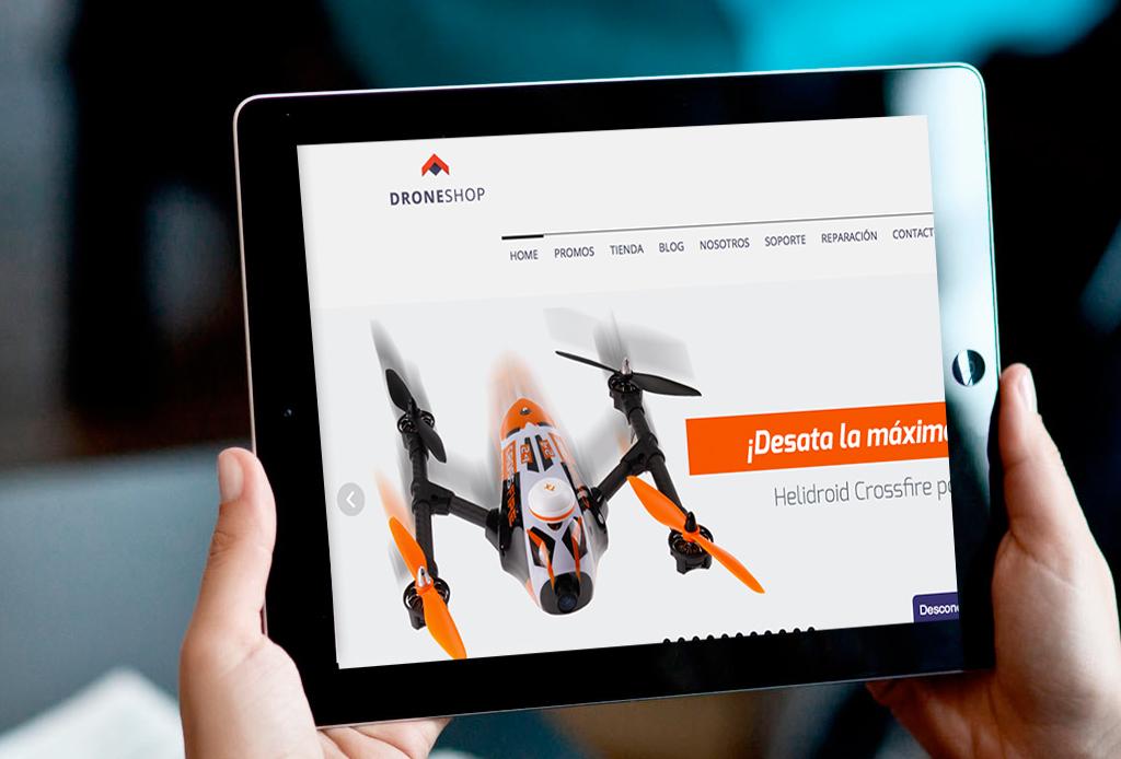 5 lugares en donde podrás comprar todo para tu drone - droneshop-drones