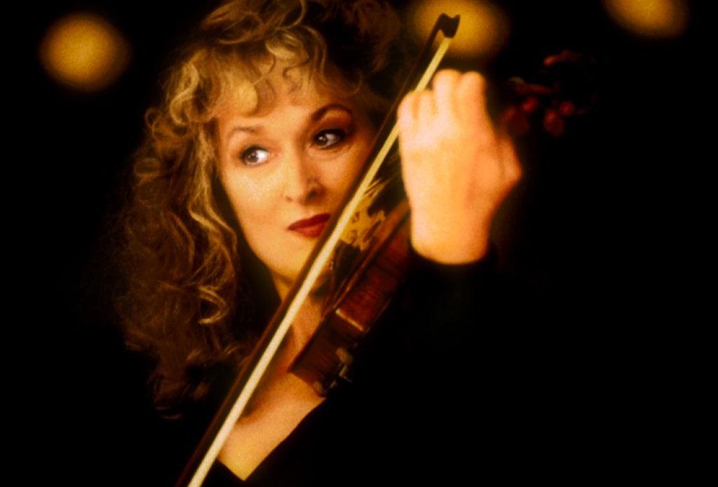 10 cosas que probablemente no sabías de Meryl Streep - meryl-streep-violin