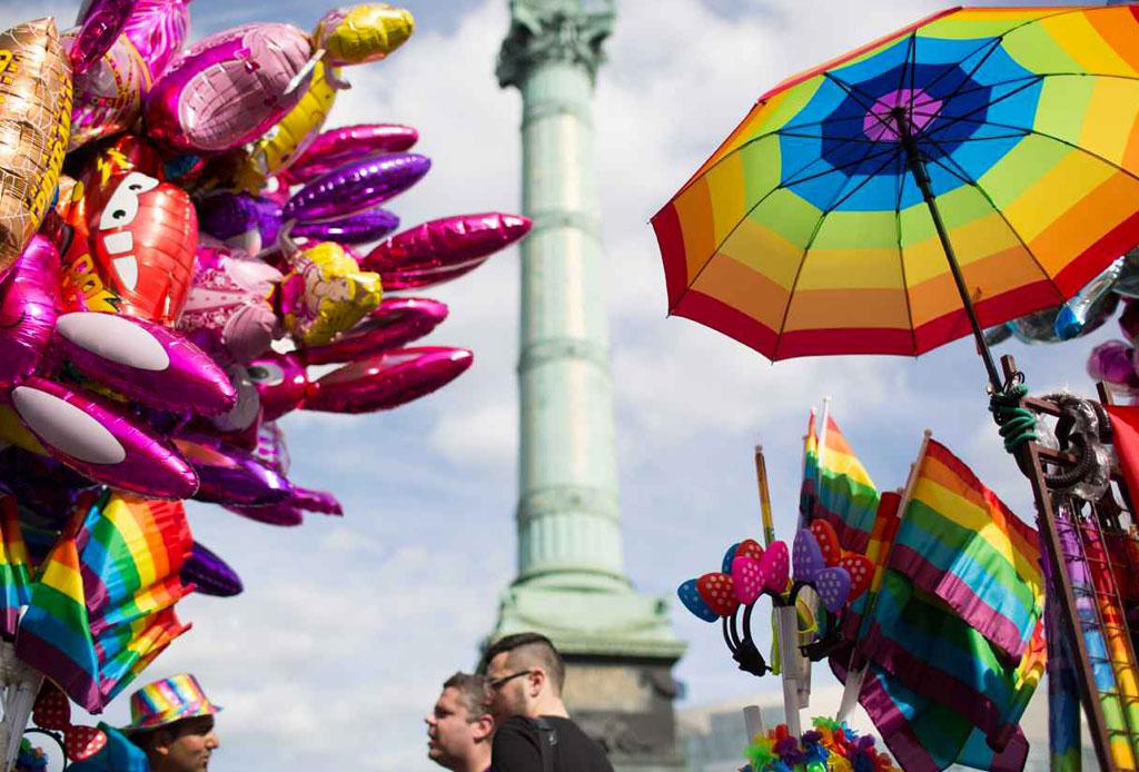 8 ciudades para celebrar el #PrideWeekend - paris-pride