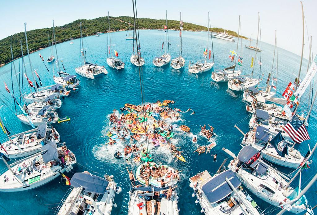 The Yacht Week: Las vacaciones que todos soñamos en verano