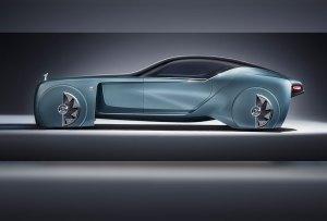 Conoce lo que depara para el futuro de Rolls Royce