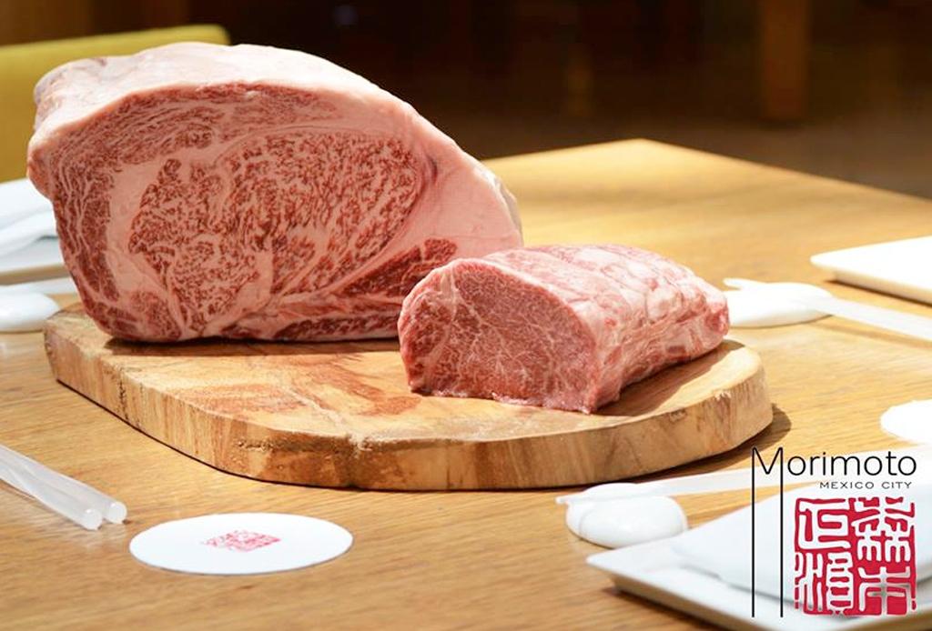 ¡No te pierdas el Festival de Carne Wagyu en Morimoto! - wagyu-festival-carne-mexico-2
